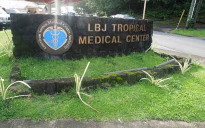 Advocates for Change at LBJ Tropical Medical Center