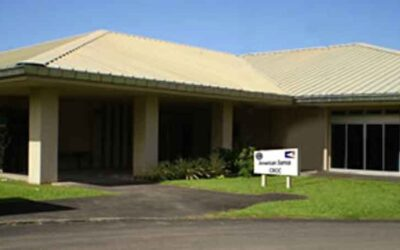 Current State of Healthcare in American Samoa for U.S. Veterans?